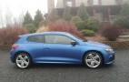 Forbidden Fruit: We Drive The Volkswagen Scirocco R