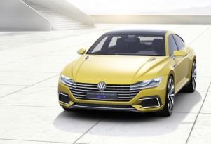 Volkswagen Sport Coupe GTE concept, 2015 Geneva Motor Show