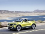 VW T-Cross Breeze Concept in Geneva previews new small SUV