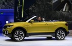 VW previews subcompact crossover with T-Cross Breeze concept: Live photos and Video