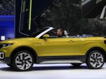 Volkswagen T-Cross Breeze Concept at 2016 Geneva Motor Show