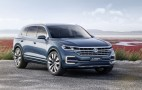VW T-Prime Concept GTE revealed, hints at new flagship SUV