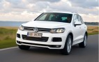 Volkswagen Unveils Sporty R-Line Package For Touareg SUV
