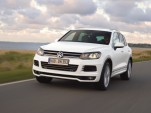 2014 Volkswagen Touareg R-Line