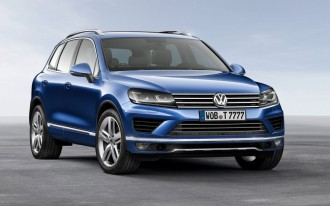 2011-2015 Volkswagen Touareg Hybrid Recalled For Soggy Batteries, Fire Risk