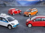 Volkswagen up! concepts, 2012 Geneva Motor Show
