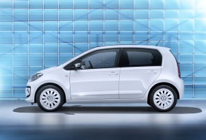 Volkswagen Twin-Up: XL1-Powered Plug-In Minicar Revealed