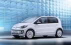 Volkswagen up! Five-Door Preview