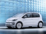 Volkswagen up! five-door