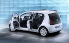 Volkswagen Up Five-Door Minicar: Forbidden Fruit
