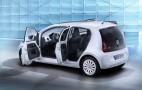 Volkswagen Up Five-Door Minicar: Forbidden Fruit
