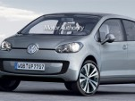 Volkswagen up! Lupo production model
