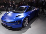 Paris Motor Show Roundup: Electric, Hybrid, And Other Green Cars