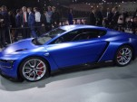 Volkswagen XL Sport With Ducati V-Twin Engine: Paris Motor Show Photos