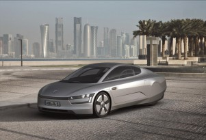VW Develops Car That Can Travel 313 Miles On Single Gallon