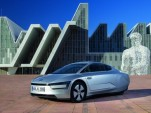 Volkswagen XL1 plug-in diesel hybrid