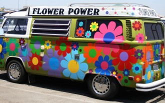 "VW and Barneys New York Present ""Peace and Love: Have a Hippie Holiday"""