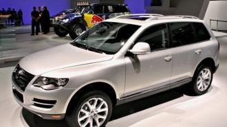 2009 Volkswagen Touareg TDI