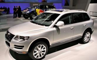 Driven: 2009 Volkswagen Touareg TDI