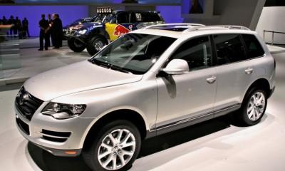 2009 Volkswagen Touareg Photos