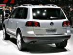 2010 Volkswagen Touareg TDI Shows in LA