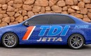 2009 Volkswagen Jetta TDI Cup Racer