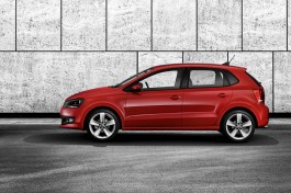 2009 Volkswagen Polo