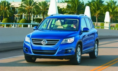 2009 Volkswagen Tiguan Photos