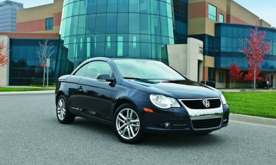 2009 Volkswagen Eos Photos