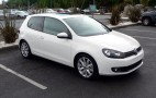 2010 Volkswagen Golf TDI Stickers Under $22K, Over 40 MPG Highway