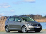 Green Envy! Volkswagen Golf Plus, BiFuel Models Kept Overseas