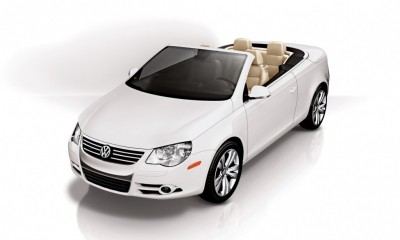2010 Volkswagen Eos Photos