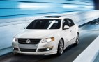 The 2010 VW Passat Comes Only One Way: Fully Loaded