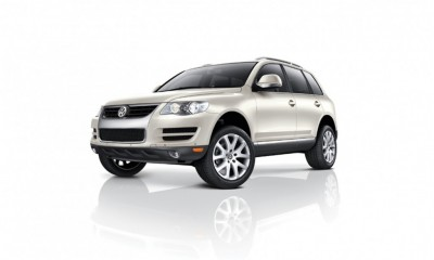 2010 Volkswagen Touareg Photos