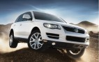 VW Touareg Hybrid Tops $100,000 in Europe, $30,000 More Than Diesel