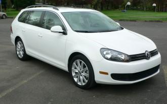 2011 Volkswagen Jetta SportWagen Won't Join New Jetta Sedan Platform