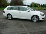 2010 Volkswagen Jetta Sportwagen TDI