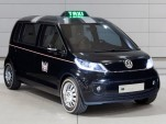 2010 Volkswagen Taxi Concept