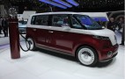 2011 Volkswagen Bulli Concept Live Photos: 2011 Geneva Motor Show
