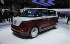 2011 Geneva Motor Show: VW Microbus Brought Into 21st Century