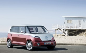 Volkswagen To Launch Retro-Styled Bulli Concept For 2014: Rumor