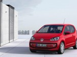Volkswagen Up Minicar Revealed, 3-Cylinder Engines, 56 MPG