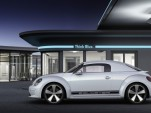 Volkswagen E-Bugster Electric Concept: Detroit Auto Show Details