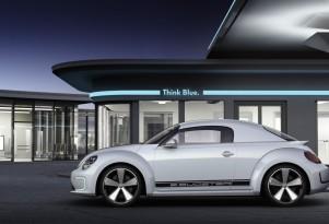 Volkswagen E-Bugster Electric Concept: Detroit Auto Show Details