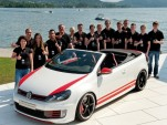 Apprentice-Built Wrthersee VW Golf GTI Cabrio