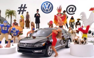 Volkswagen Releases Super Bowl Ad Teaser. What's German For 'Meh'?
