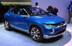 Volkswagen T-Roc Concept: 2014 Geneva Motor Show Live Photos