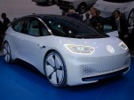 Volkswagen I.D. electric car concept