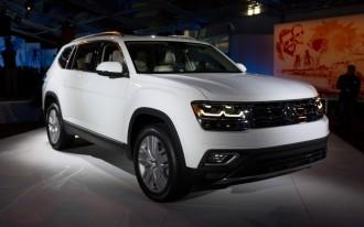 2018 Volkswagen Atlas first look