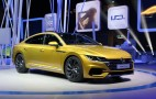 Volkswagen Arteon fastback sedan revealed, on sale mid-2018